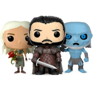 figurine pop games of throne